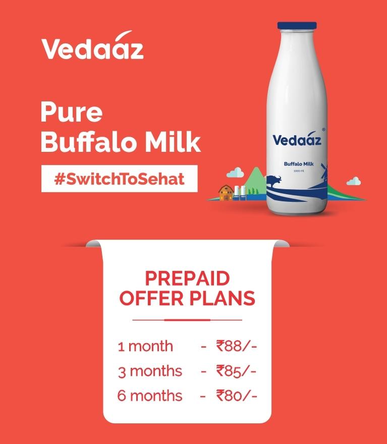 buffalo milk in wakad